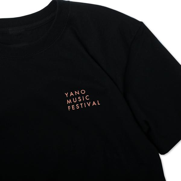 YANO MUSIC FESTIVAL 「歌う王国」ヤノフェスTシャツ