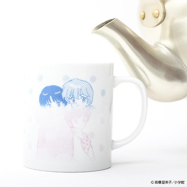 らんま1/2 呪泉郷の呪いマグカップ らんまとあかねver