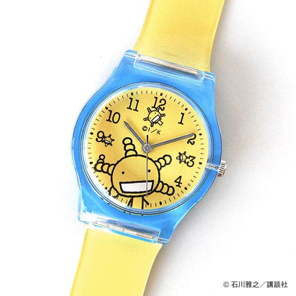 もやしもん 腕時計 KAMOSHI watch オリゼー柄