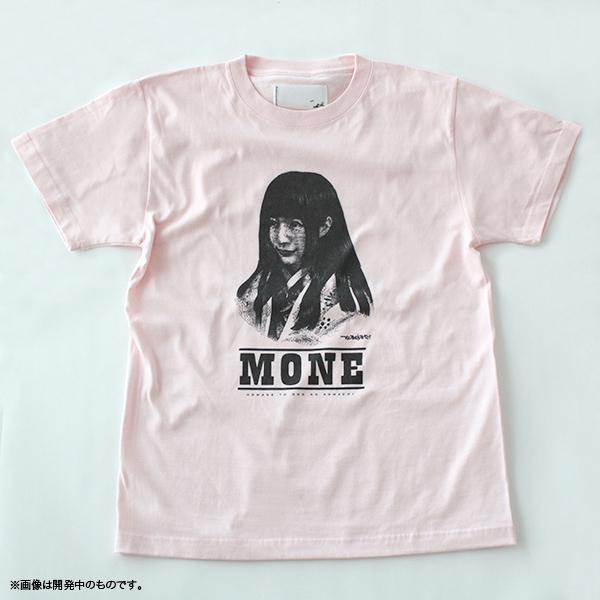 ゆるめるモ!×bedsidedrama 肖像画Tシャツ(ソロ)
