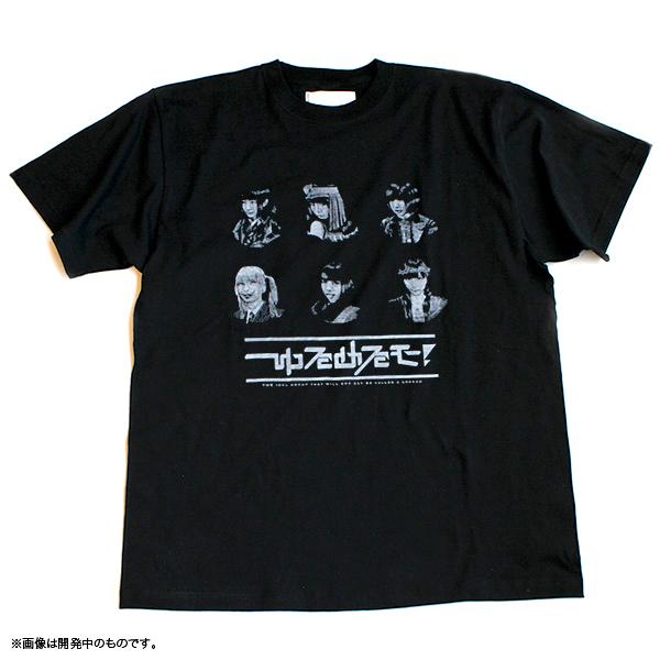ゆるめるモ!×bedsidedrama 肖像画Tシャツ(集合)