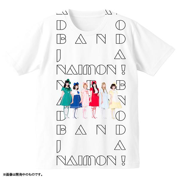 バンドじゃないもん!×Neb aaran doフォトTシャツ