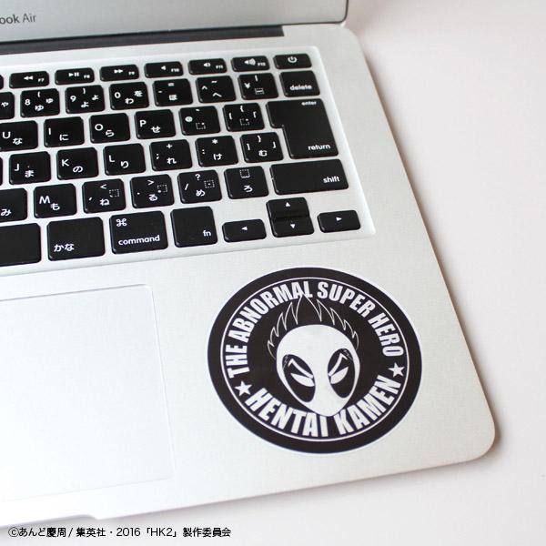 HK/変態仮面 アブノーマル・クライシス PCステッカー