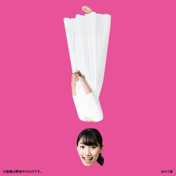 佐保明梨×宇川直宏 100EXCLAMATIONS!Tシャツ NO.048(限定1着)