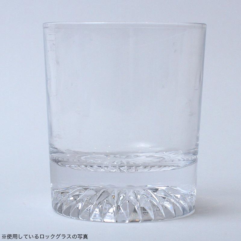 """ラブリーサマーちゃん """"さようなら""""ロックグラスキャンドル"""