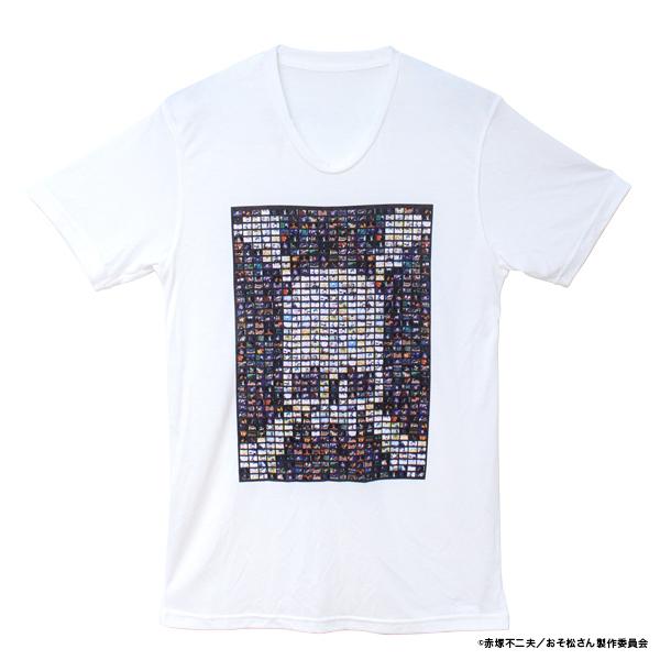 おそ松さん カラ松×RoenコラボTシャツ