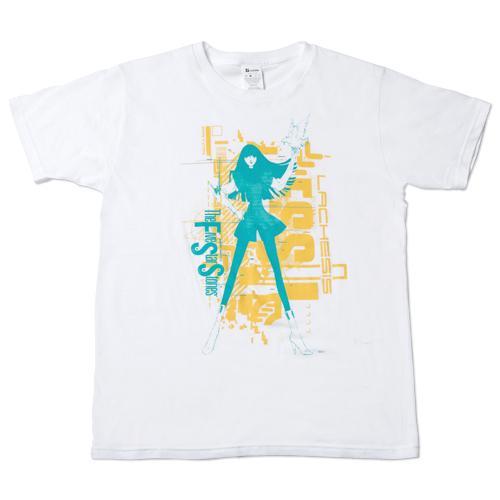 A.ファイブスター物語 ファティマ グラフィックTシャツ(ラキシス)