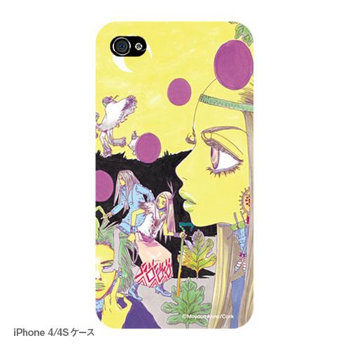 バッファロー5人娘 iPhoneケース C サボテンととかげ(写真プリントタイプ)