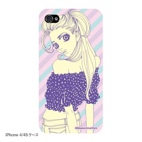 バッファロー5人娘 iPhoneケース F スイートなキャンディ(マットタイプ)