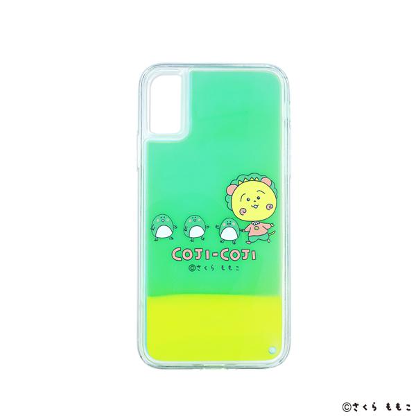 コジコジ ネオンサンドiPhoneケース
