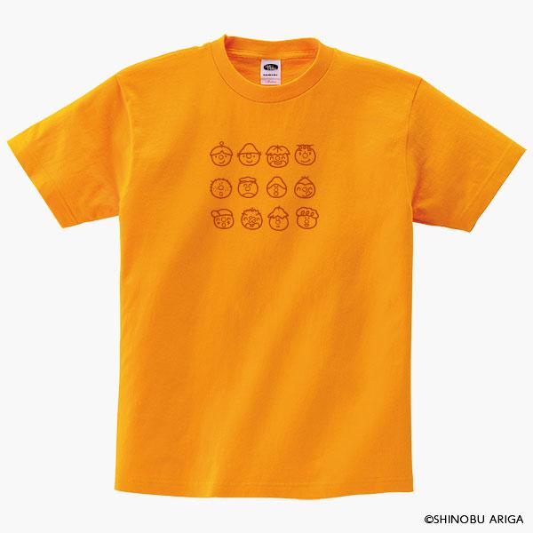 こんなこいるかな 全員集合Tシャツ