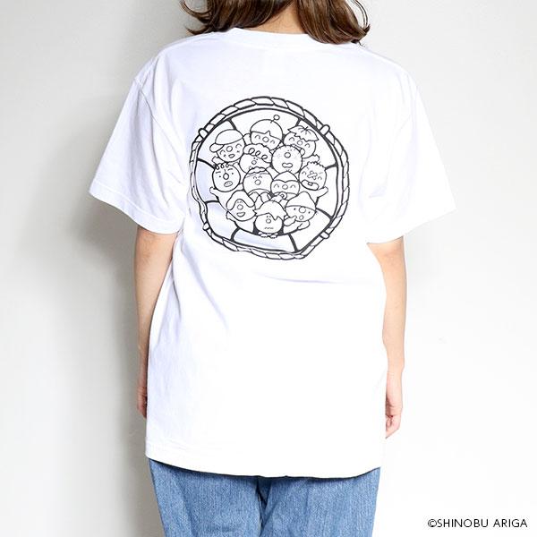 こんなこいるかな うきわTシャツ