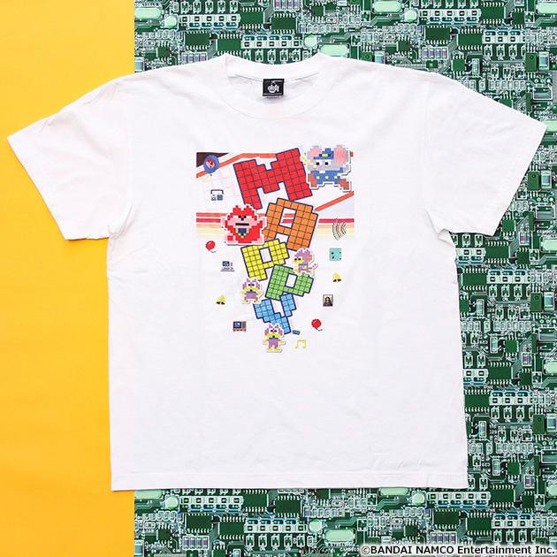 VIDEO GAME TOKYO マッピー フルカラープリントTシャツ