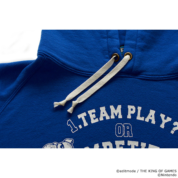 THE KING OF GAMES PLAY STYLE PARKA