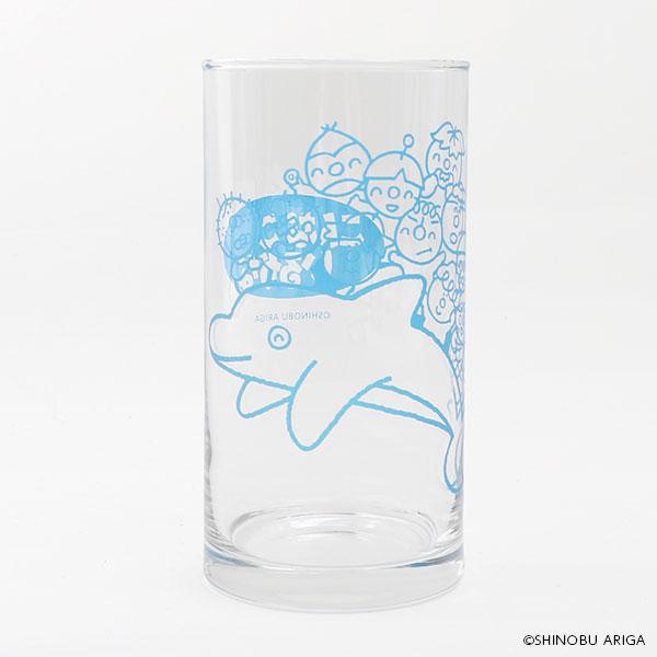 こんなこいるかな グラス