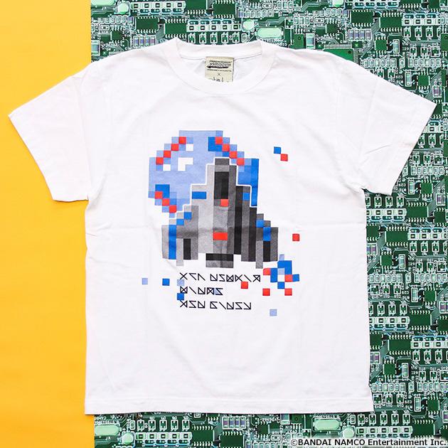 VIDEO GAME TOKYO ゼビウス ソルバルウTシャツ
