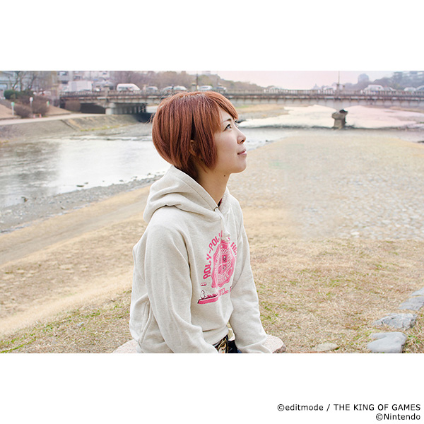 THE KING OF GAMES ROLY-POLY LITTLE HERO PARKA 星のカービィ