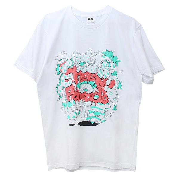 アイドル×クリエイターTシャツ Cheeky Parade×KASICO
