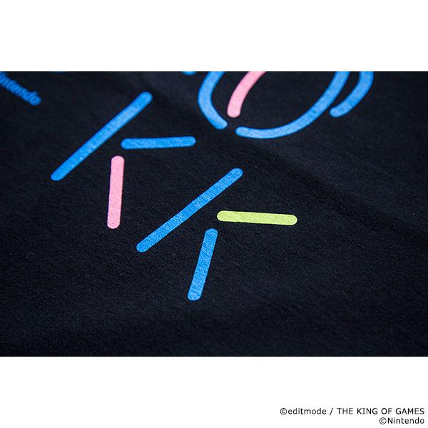 THE KING OF GAMES どうぶつの森 DJ.KK Tシャツ