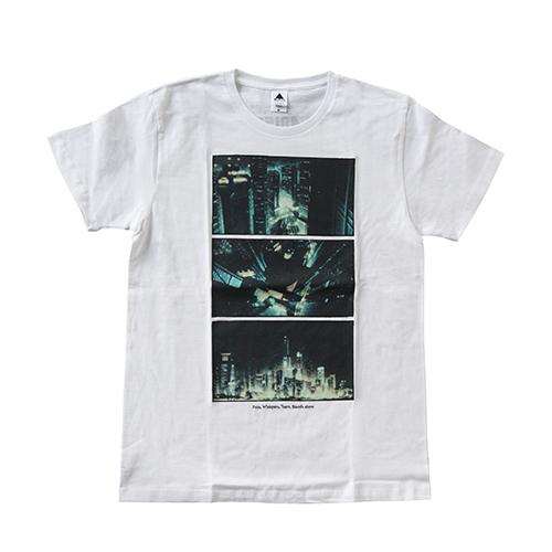 """攻殻機動隊ARISE""""border:less experience"""" City Domination Tシャツ"""