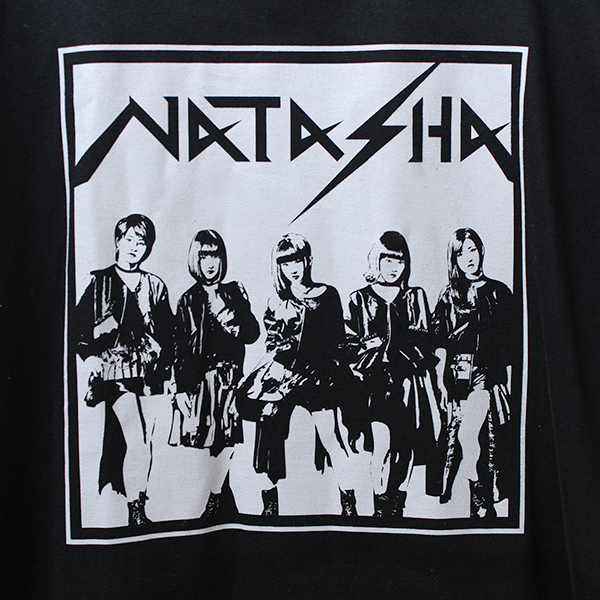 NATASHA オリジナルTシャツby VANQUISH
