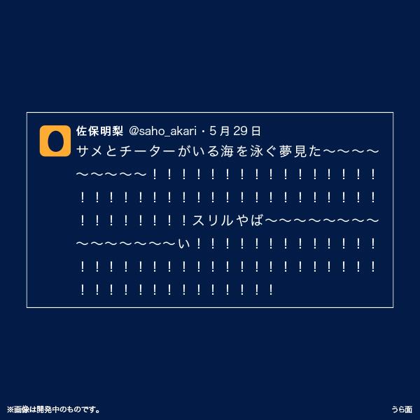 佐保明梨×宇川直宏 100EXCLAMATIONS!Tシャツ NO.004(限定1着)
