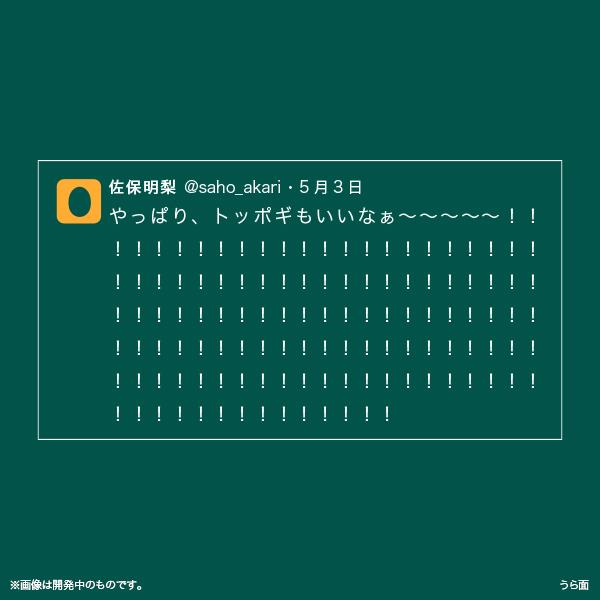 佐保明梨×宇川直宏 100EXCLAMATIONS!Tシャツ NO.007(限定1着)
