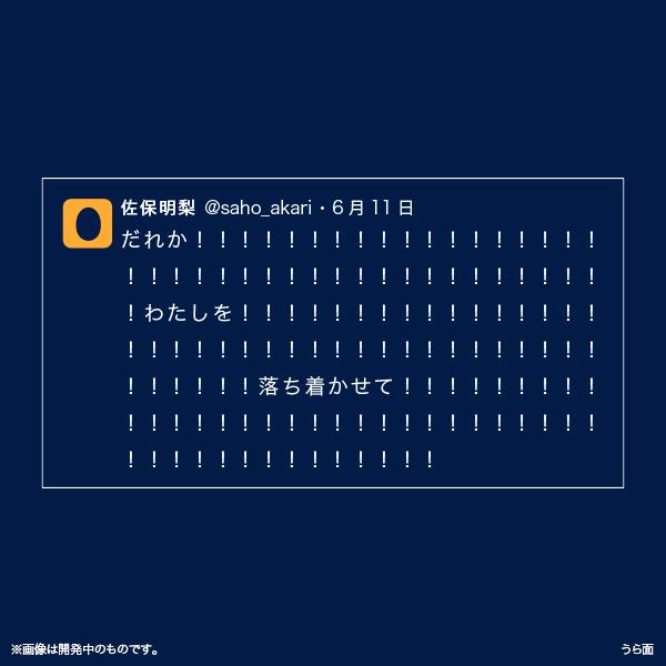 佐保明梨×宇川直宏 100EXCLAMATIONS!Tシャツ NO.039(限定1着)