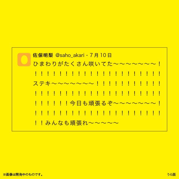 佐保明梨×宇川直宏 100EXCLAMATIONS!Tシャツ NO.073(限定1着)