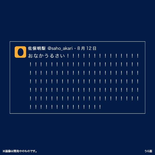 佐保明梨×宇川直宏 100EXCLAMATIONS!Tシャツ NO.079(限定1着)