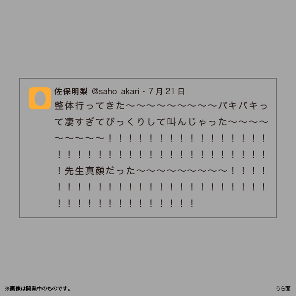 佐保明梨×宇川直宏 100EXCLAMATIONS!Tシャツ NO.084(限定1着)