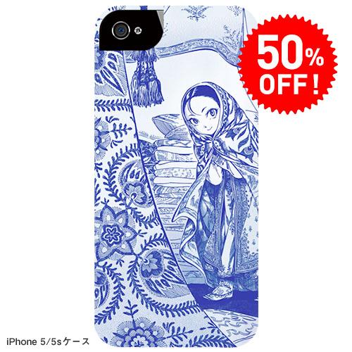 【50%OFFセール】乙嫁iPhoneケース C ティレケ(写真プリントタイプ)