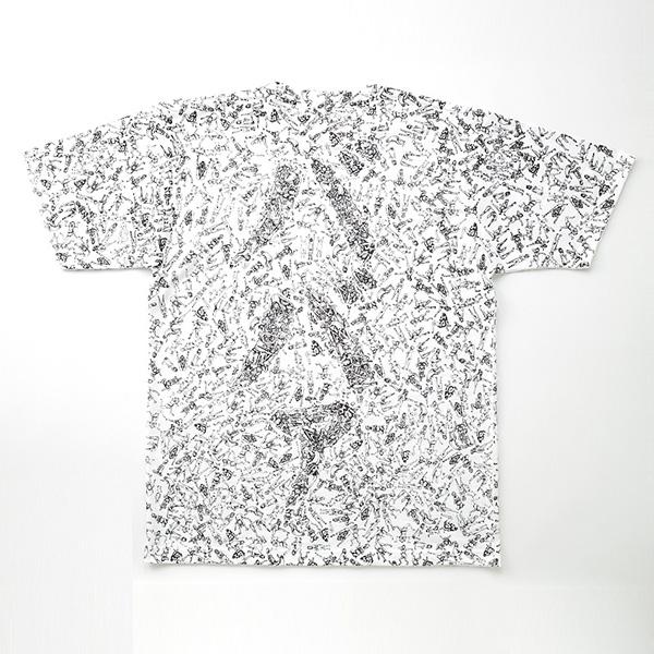 まん○画太郎 「描き下ろし」ババア Tシャツ