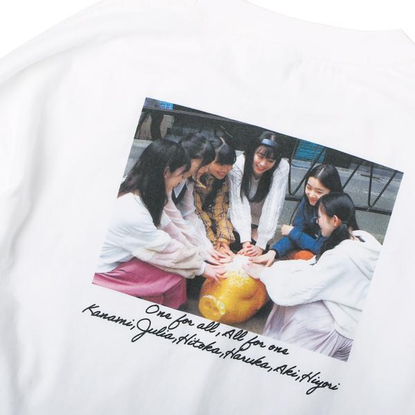 超ときめき▽宣伝部 菅田愛貴オリジナルロングスリーブTシャツ
