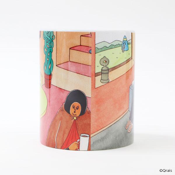 チャー子 マグカップ