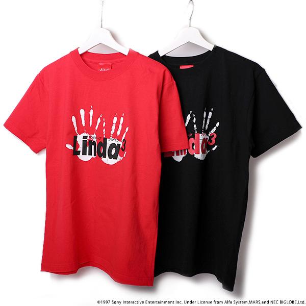 リンダキューブシリーズ Tシャツ ロゴ