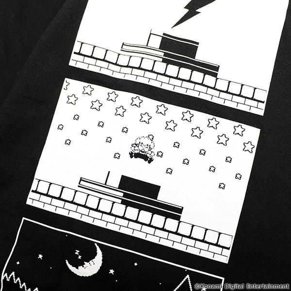 VIDEO GAME TOKYO 悪魔城すぺしゃるぼくドラキュラくん Tシャツ B