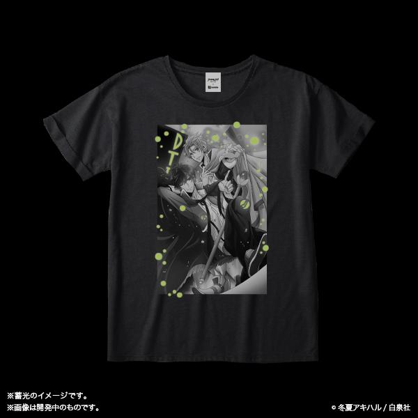 アイドルDTI キャンドル蓄光Tシャツ