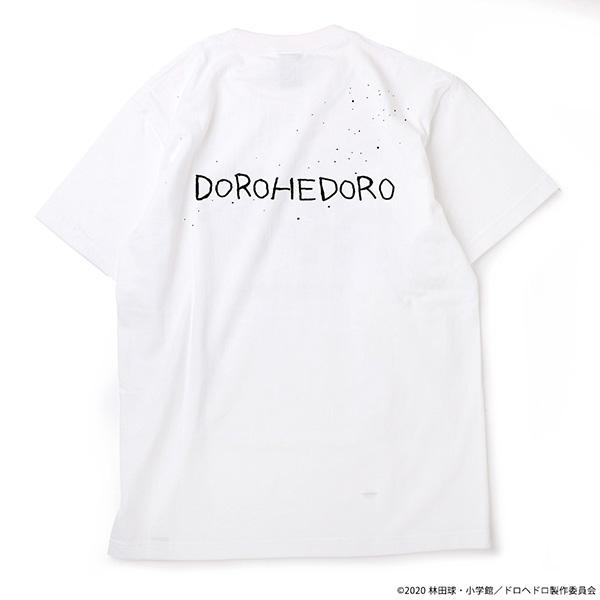 ドロヘドロ キクラゲTシャツ