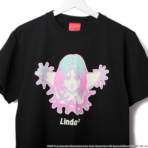 リンダキューブシリーズ Tシャツ アン
