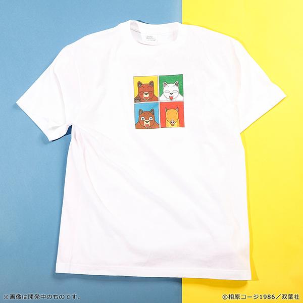 かってにシロクマ Tシャツ