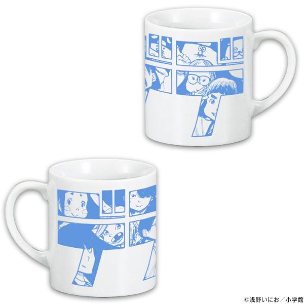 浅野いにおの世界展〜Ctrl+T2〜 デッドデッドデーモンズデデデデデストラクション ミニマグカップ