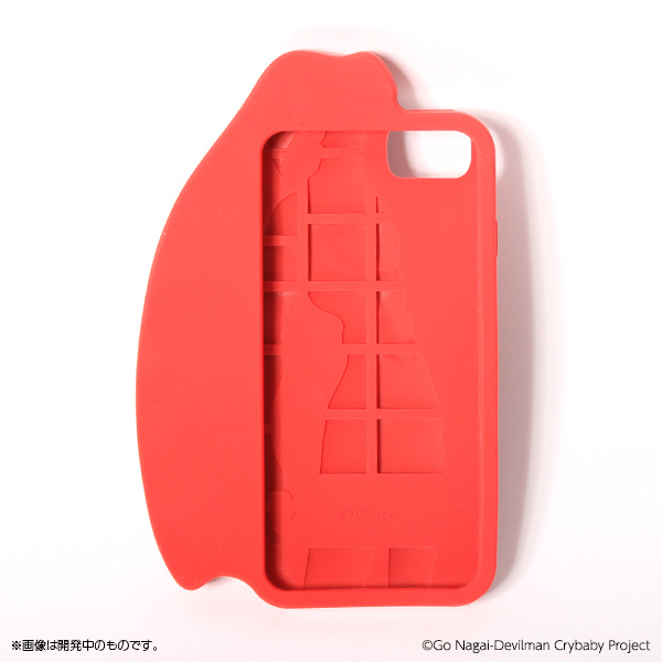 DEVILMAN crybaby iPhoneケース(6/6s、7、8用)