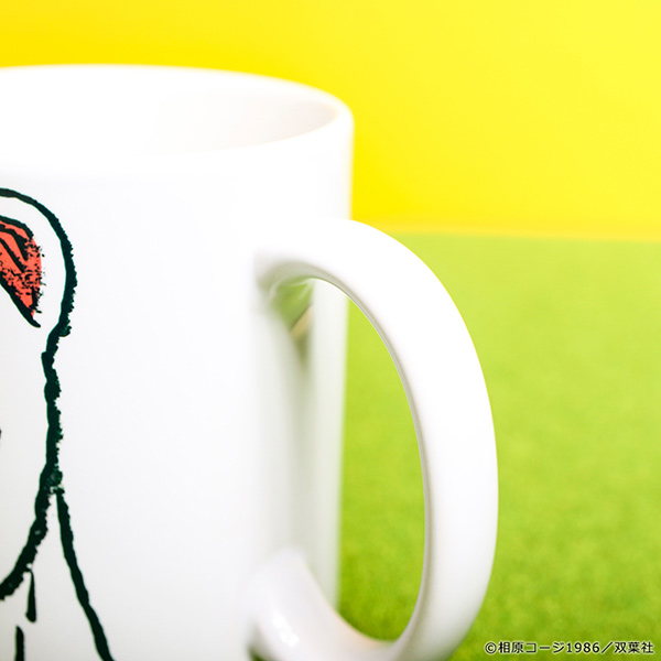 かってにシロクマ マグカップ