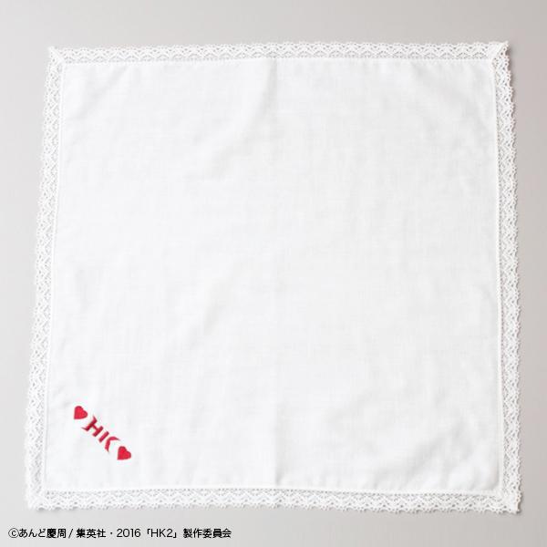 HK/変態仮面 アブノーマル・クライシス 愛子ちゃんのパンティ風ハンカチ