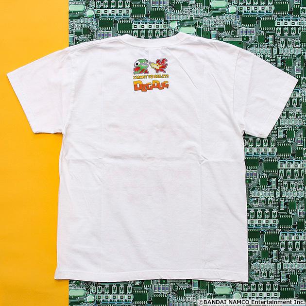 VIDEO GAME TOKYO ディグダグ プリントTシャツ