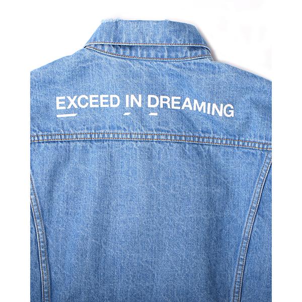 EXID デニムジャケット
