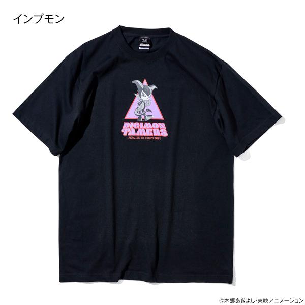 デジモンテイマーズ Tシャツ