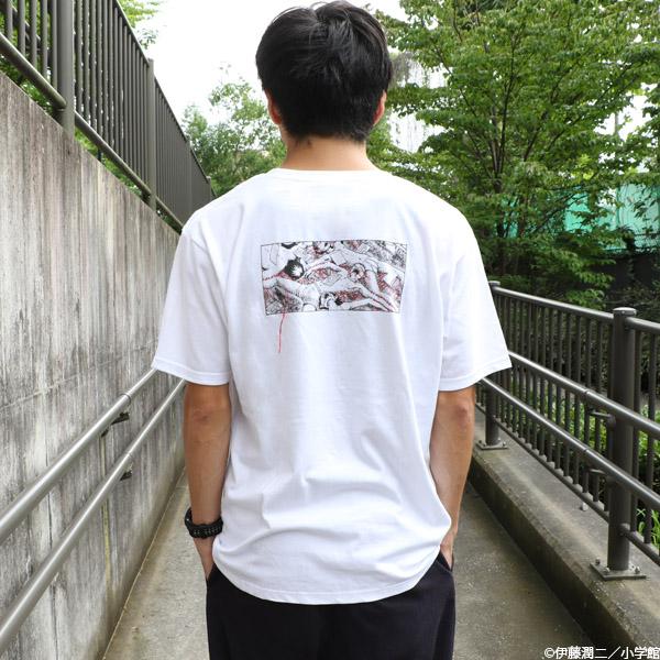 伊藤潤二「短編集」Tシャツ