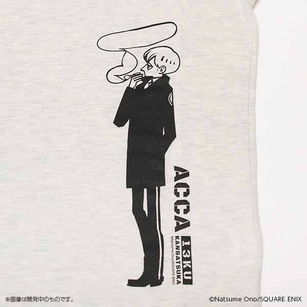 ACCA13区監察課 もらいタバコのジーンTシャツ